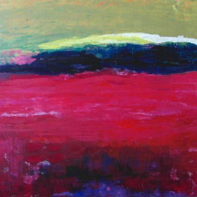 SOMETHING GOOD, 100 x 100, Acryl/L, 2012/13