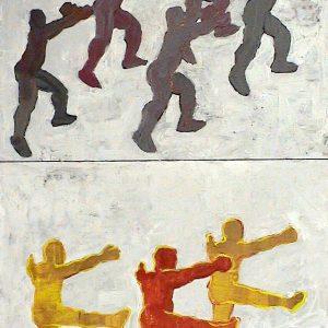 TAIJI CHUANG, 40 x 60, Acry/L, 2006